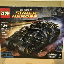 LEGO The Tumbler 76023 Batman The Dark Knight