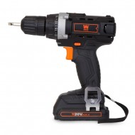 20-Volt MAX Lithium-Ion 3/8 in. Cordless Drill Driver with Bits and Carrying Bag