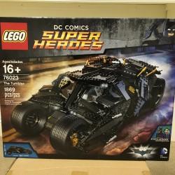LEGO Super Heroes The Tumbler (76023)  [한국입금 불가 외한 결재 가능한 카드만 결재가능]