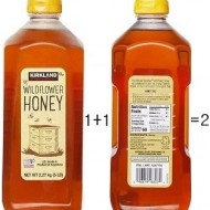 Kirkland Signature Wild Flower Honey 5LB X 2EA
